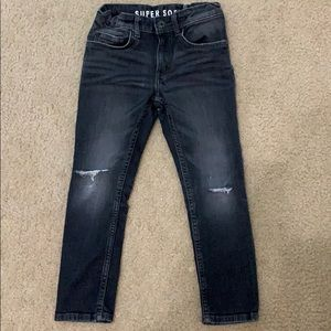H&M Distressed Jeans Size 5/6 Y
